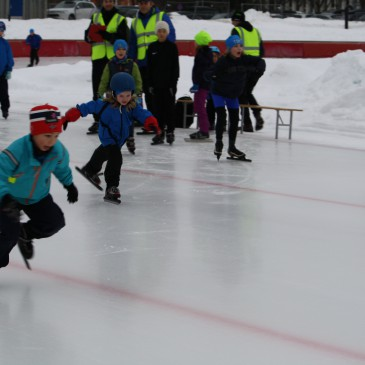 TSK inviterer til skøyteskole 2017/2018